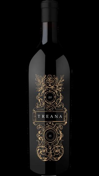 Bottle of Treana  Red Blend 2015 wine 750 ml
