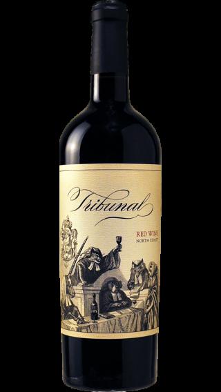 Bottle of Tribunal  Red 2017 wine 750 ml