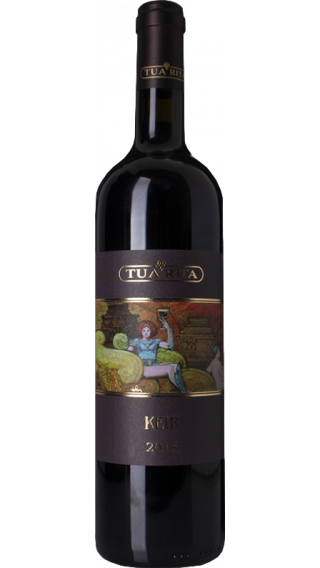 Bottle of Tua Rita Keir Syrah 2017 wine 750 ml