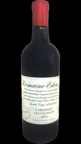 Bottle of Domaine Eden Cabernet Sauvignon 2011 wine 750 ml