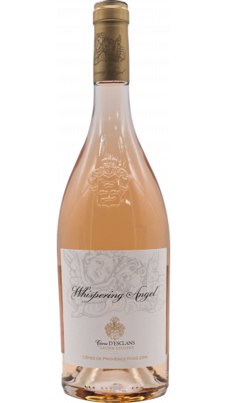 Bottle of Whispering Angel 2016 wine 750 ml