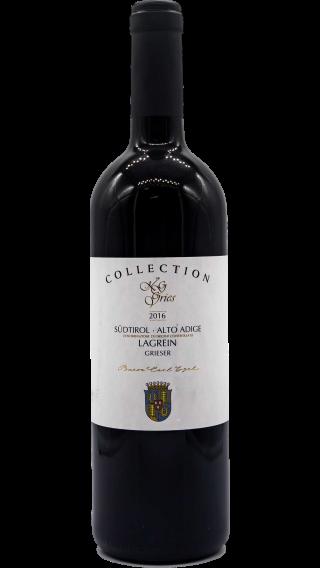 Bottle of Kellerei Bozen Lagrein Baron Eyrl 2016 wine 750 ml