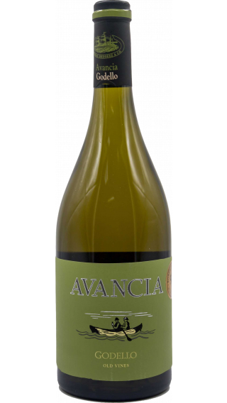 Bottle of Avancia Godello 2019 wine 750 ml