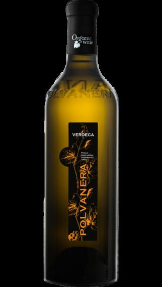 Bottle of Polvanera Verdeca Orange Wine 2019 wine 750 ml