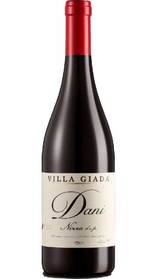 Bottle of Villa Giada Dani Nizza 2016 wine 750 ml