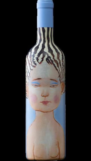 Bottle of Vina Vik La Piu Belle 2015 wine 750 ml