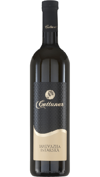 Bottle of Cattunar Malvasia 2017 wine 750 ml