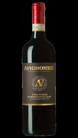 Bottle of Avignonesi Nobile De Montepulciano 2013 wine 750 ml