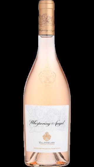 Bottle of Whispering Angel 2020 wine 750 ml