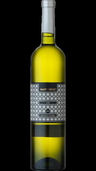 Bottle of Matosevic Alba Malvazija 2018  wine 750 ml