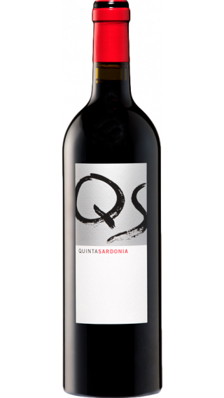 Bottle of Quinta Sardonia 2013 wine 750 ml