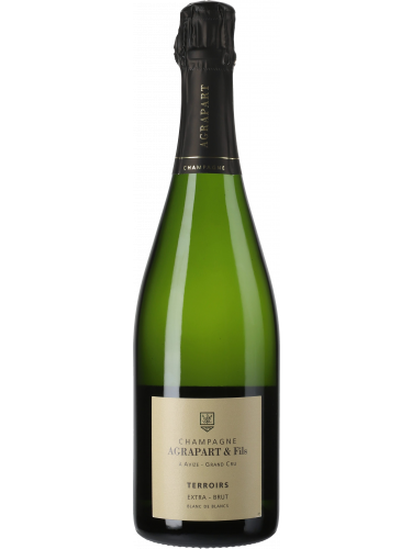 Champagne Agrapart Terroirs Blanc de Blancs Grand Cru