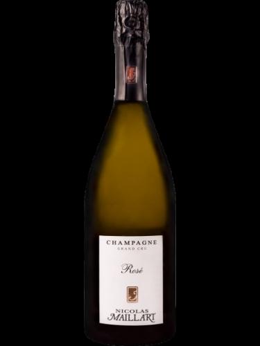 Champagne Nicolas Maillart Rose Grand Cru