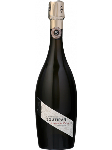 Champagne Soutiran Collection Privee Brut Grand Cru