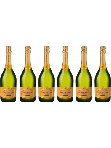 Saint Hilaire Blanquette de Limoux 6 Bottle Case
