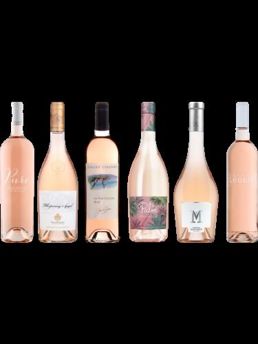 Provence Rose Tasting Case