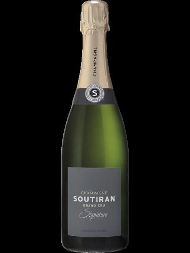 Champagne Soutiran Signature Brut Grand Cru