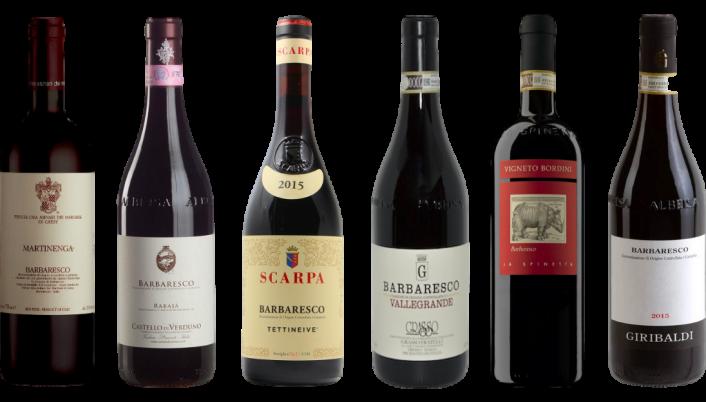 Bottle of Barbaresco Premium Tasting Case wine 0 ml