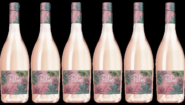 Bottle of The Palm by Whispering Angel 2020 6 Bottle Case wine 0 ml