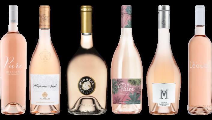 Bottle of Provence Rose Tasting Case wine 0 ml