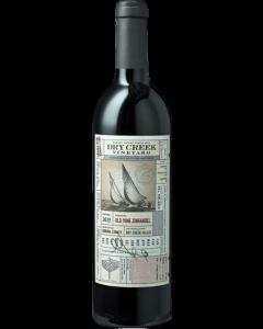 Dry Creek Old Vine Zinfandel 2015