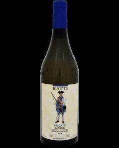 Renato Ratti Brigata Langhe Chardonnay 2018