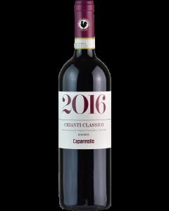 Capannelle Chianti Classico Riserva 2016