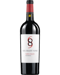 689 Cellars Six Eight Nine Red 2015