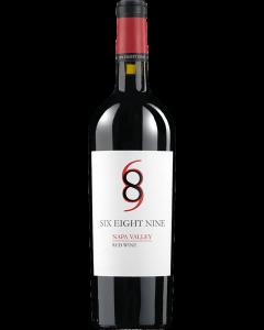 689 Cellars Six Eight Nine Red 2017