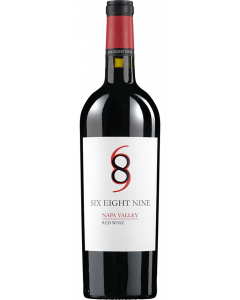 689 Cellars Six Eight Nine Red 2018