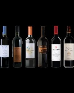 8Wines Staff Picks Red Wine Tasting Case
