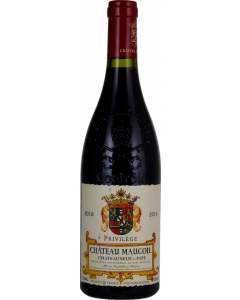 Chateau Maucoil Privilege Chateauneuf du Pape 2016