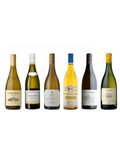 Around the World Chardonnay Premium Tasting Case
