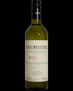 Neumeister Welschriesling Steirische Klassik 2015