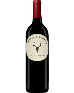 Angels & Cowboys Proprietary Red 2016