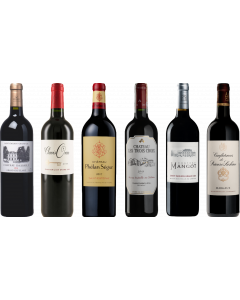 Bordeaux Red Tasting Case