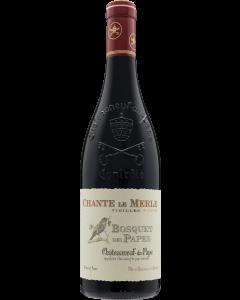 Bosquet des Papes Chante Le Merle Vieilles Vignes Chateauneuf Du Pape 2018