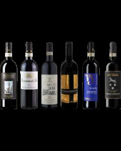 Brunello di Montalcino Premium Tasting Case