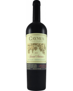 Caymus Special Selection Cabernet Sauvignon 2015