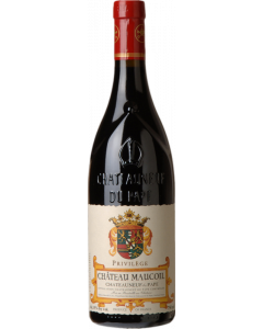 Chateau Maucoil Privilege Chateauneuf du Pape 2014