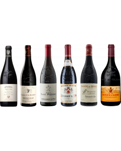 Chateauneuf du Pape Premium Tasting Case