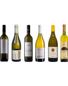 Croatian White Wine Tasting Case