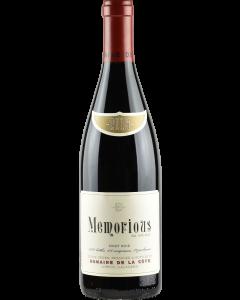 Domaine de la Cote Memorious Pinot Noir 2015