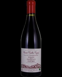 Domaine de la Grand'Cour JL Dutraive Vieilles Vignes Fleurie Champagne 2019