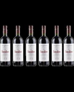 Felsina Fontalloro 2017 6 Bottle Case