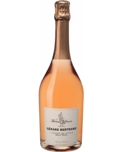 Gerard Bertrand Thomas Jefferson Cremant de Limoux Brut Rose 2017