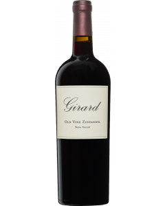 Girard Old Vine Zinfandel 2016