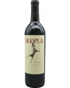 Hoopla The Mutt Red Blend 2015