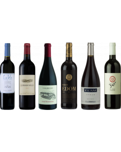 Israel Red Wine  Tasting Case