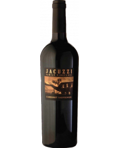 Jacuzzi Family Vineyards Cabernet Sauvignon 2016